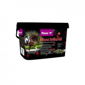 Pavo MuscleBulid 3kg