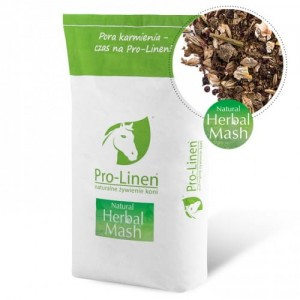 Pro-Linen Natural Herbal Mash 15kg