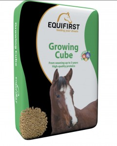 EquiFirst Growing Cube 20kg
