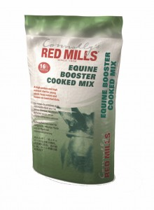 RED MILLS Equine Booster Cooked Mix