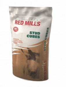 RED MILLS Stud Cubes