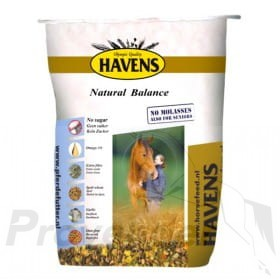 Havens Natural Balance 17,5kg