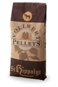 St. Hippolyt Vollwertpellets Light 20kg