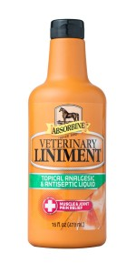 Absorbine Liquid Embrocation (Veterinary Liniment) 500ml