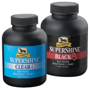 Absorbine SuperShine Hoof Polish Czarny